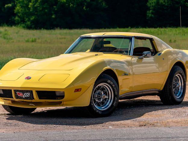 1974 Chevrolet Corvette Coupe
