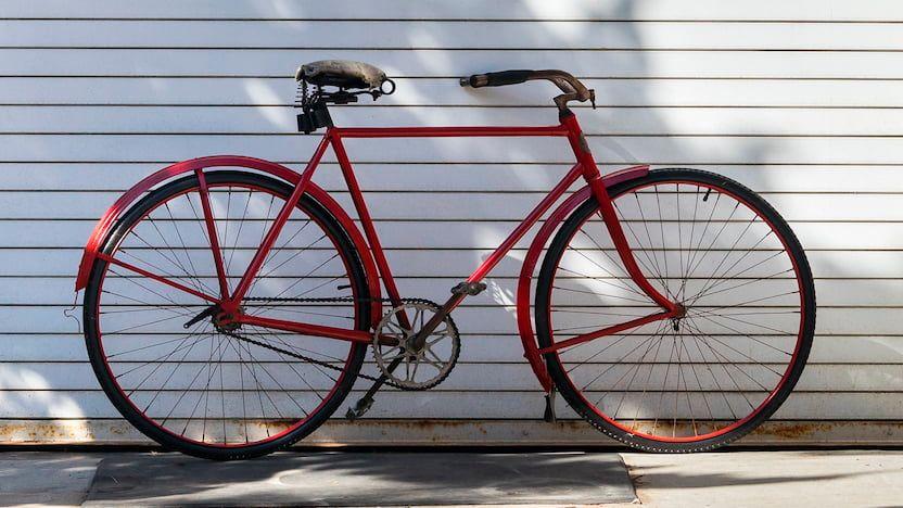 1920 Reliable Metal Wheel Bicycle