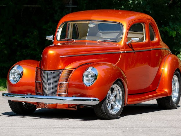 1940 Ford Deluxe Street Rod