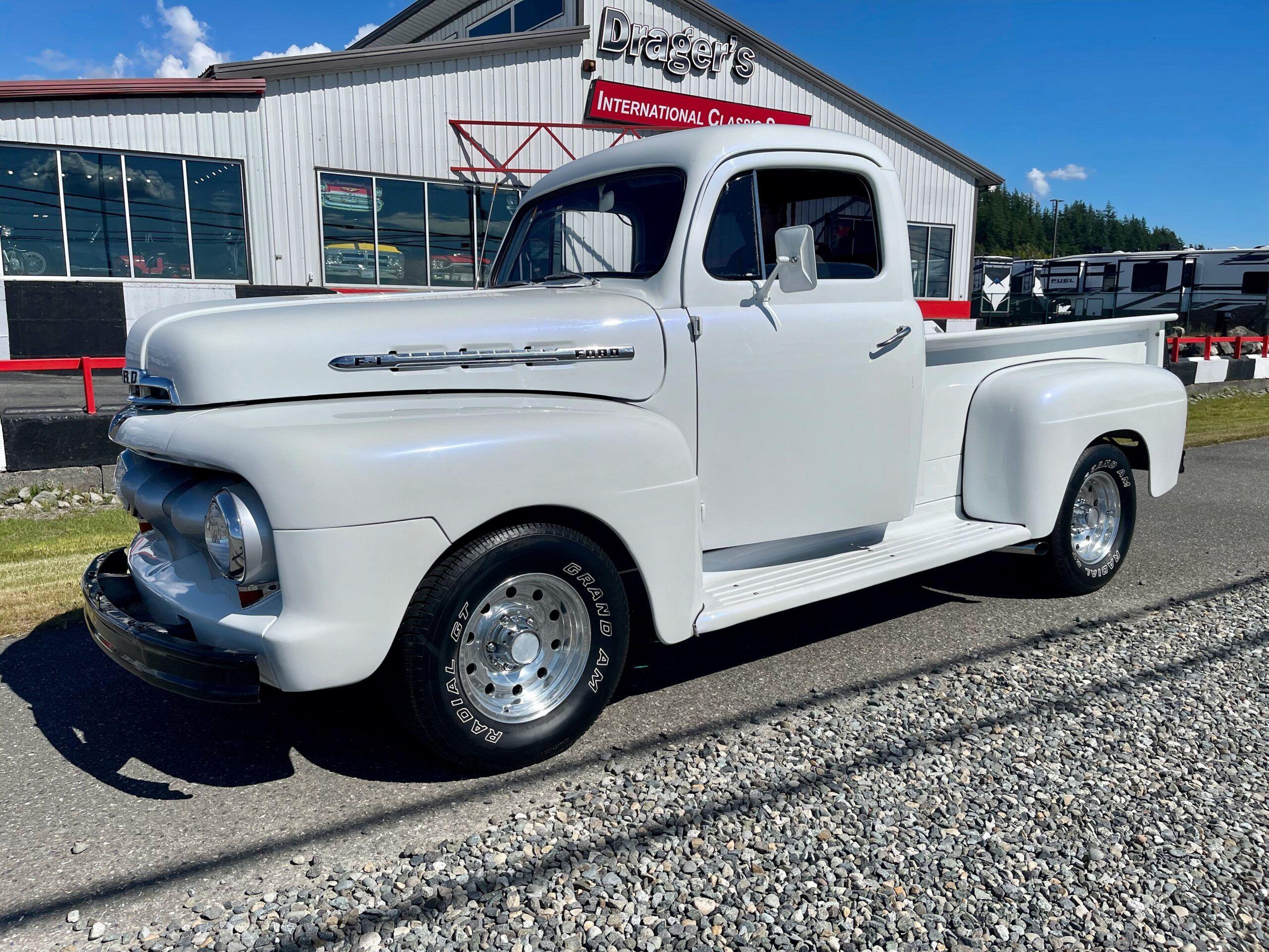 1951 Ford F-1 Pickup – 302 V-8 – Auto