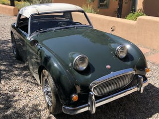 1960 Austin-Healey Bugeye Sprite 1,275cc 5-Speed