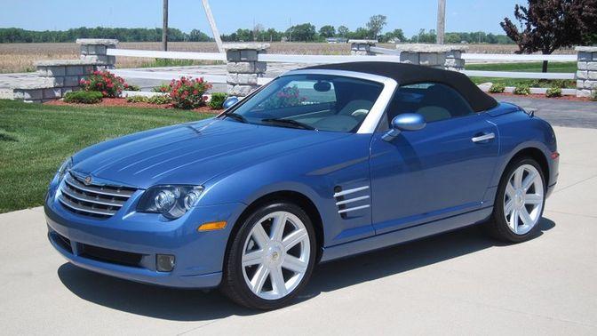 2005 Chrysler Crossfire Convertible