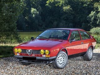1980 Alfa Romeo Alfetta Gtv Delta