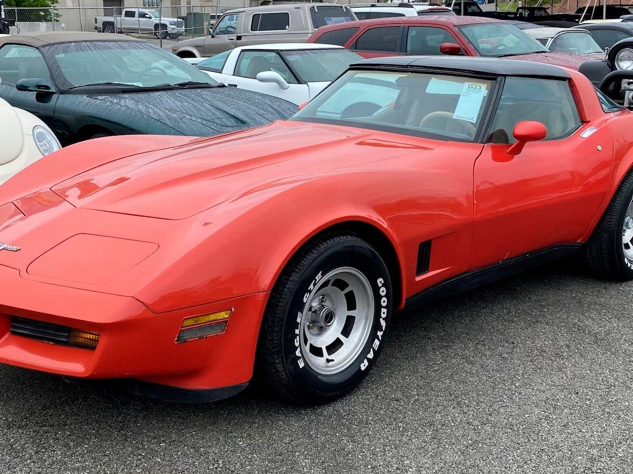 1980 Chevrolet Corvette Coupe