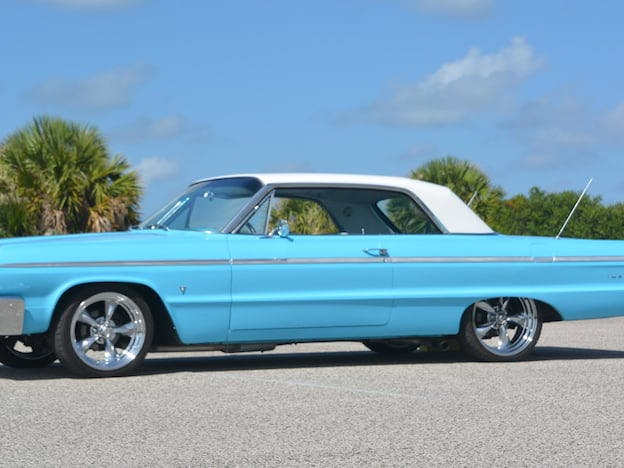 1964 Chevrolet Impala SS Resto Mod