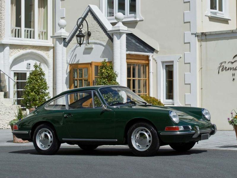 1968 Porsche 911 'T'  SWB