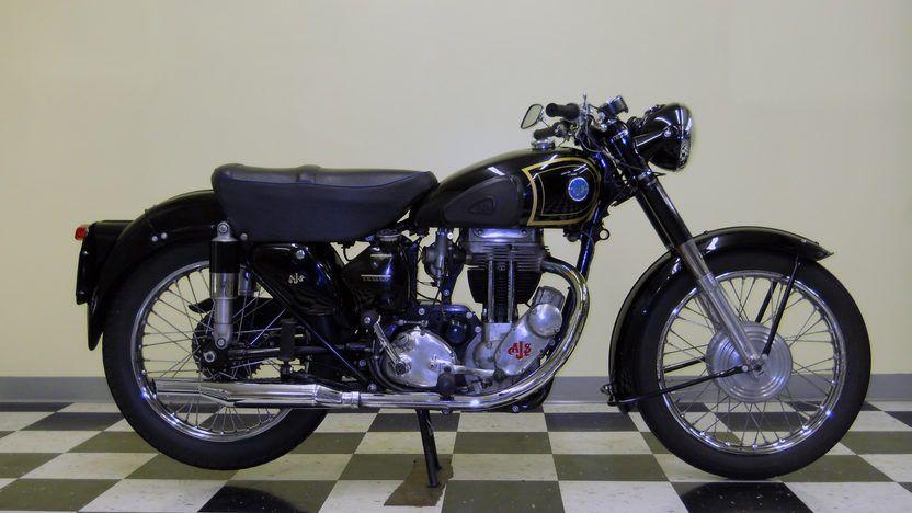 1954 Ajs 18S
