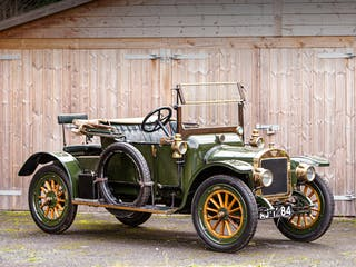 1912  Austin  10/12HP Two-Seat Tourer With Dickey