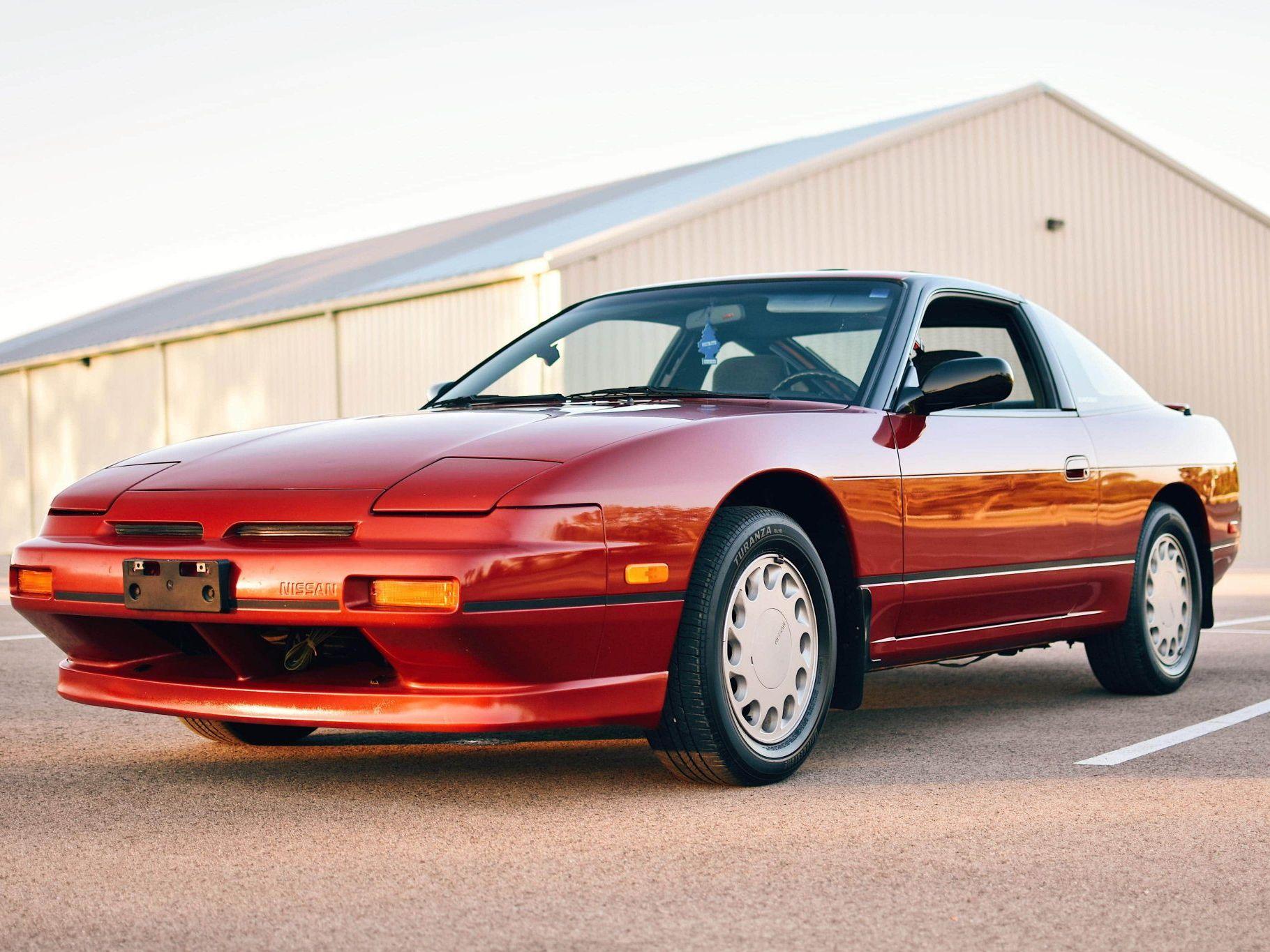 1990 Nissan 240SX 5-Speed