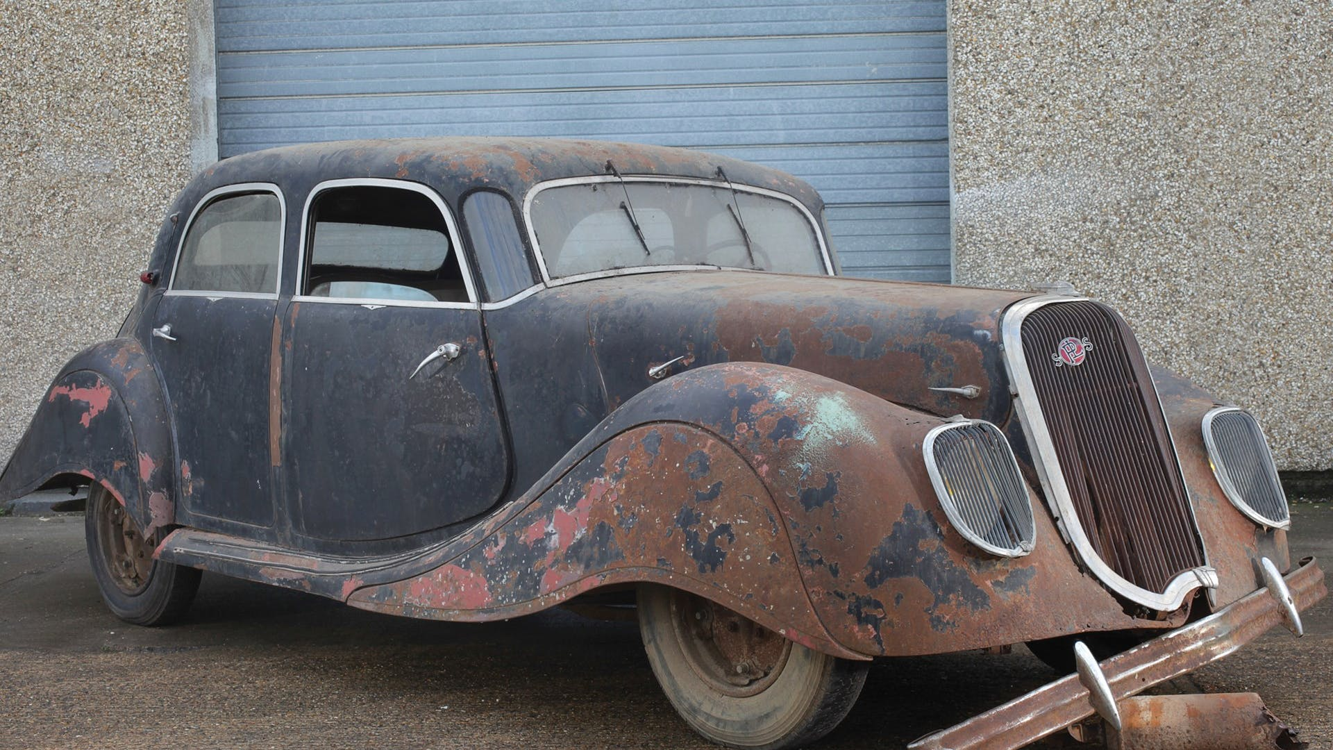1939 Panhard Et Levassor X82 Dynamic 160 Berline