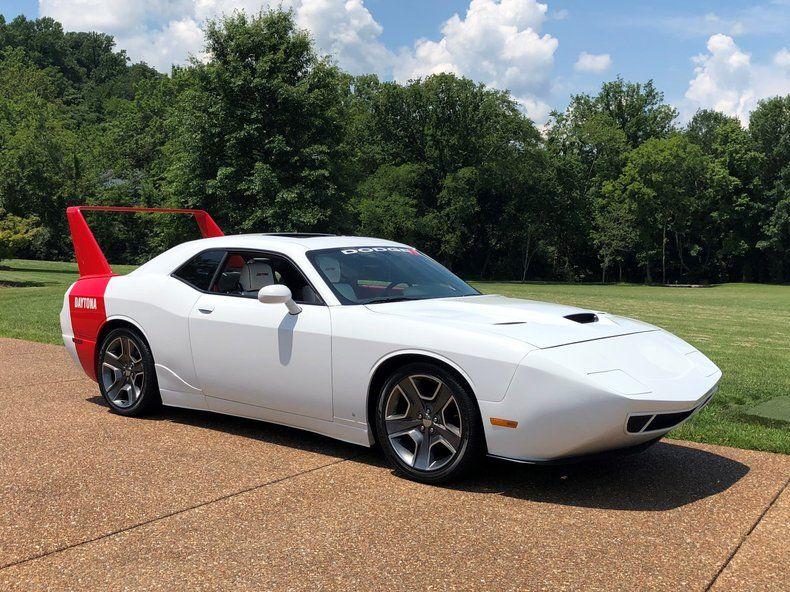 2013 Dodge Challenger Daytona