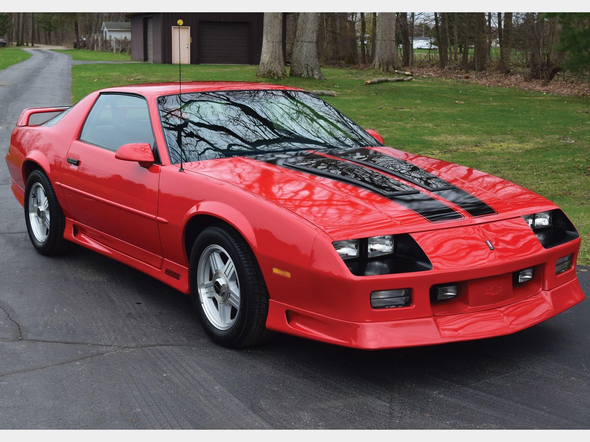 1992 Chevrolet Camaro 3rd Gen Market Classic Com