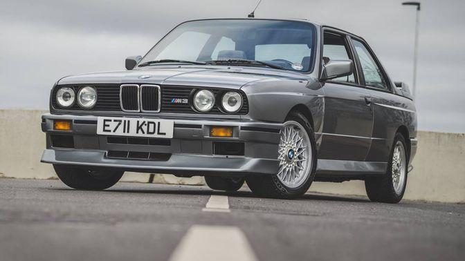 1988 BMW M3 Evolution 2