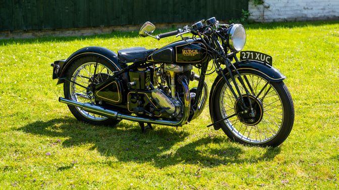 1937 Rudge Ulster 500CC