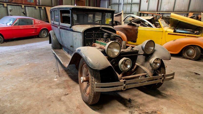 1929 Packard Eight Sedan