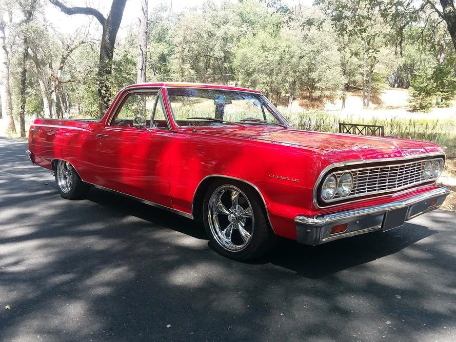 1964 Chevrolet El Camino Custom Pickup