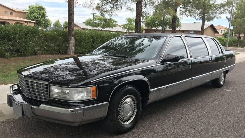 1995 cadillac fleetwood limousine vin 1g6dw52p4sr708230 classic com 1995 cadillac fleetwood limousine vin