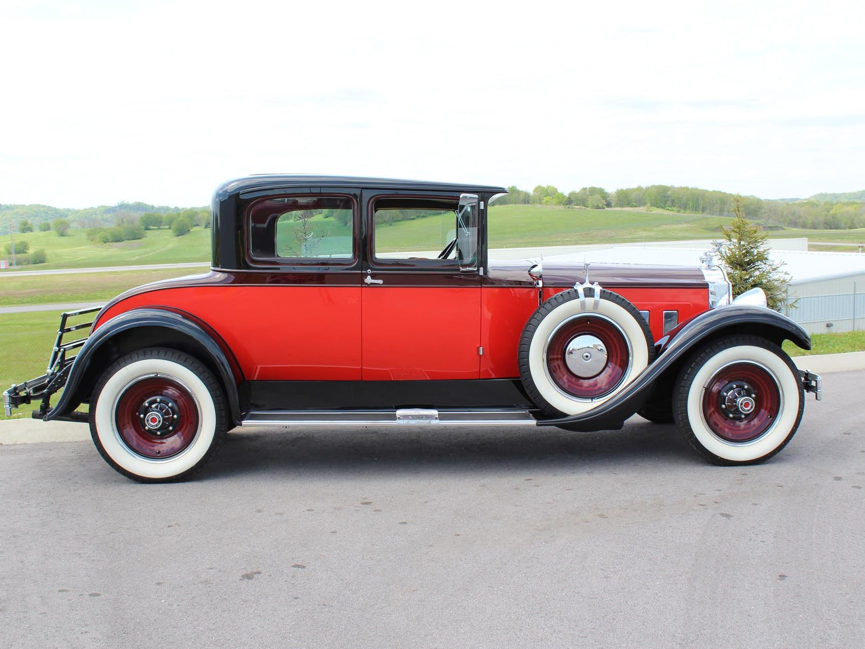 1929 Packard 640 Custom Eight 'Opera' Coupe