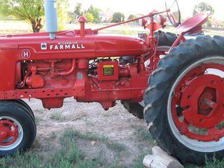 1949 Farmall H