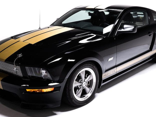 2006 Ford Shelby GT-H/SC