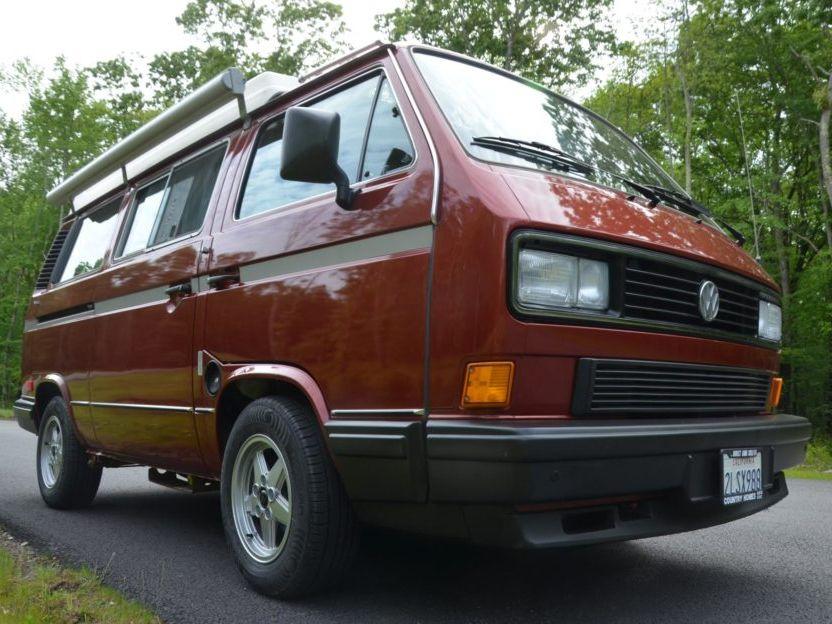 1988 Volkswagen Vanagon Camper 4-Speed