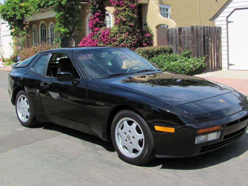 1991 Porsche 944 S2 Coupe