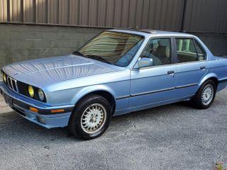 1990 BMW 325i Sedan 5-Speed