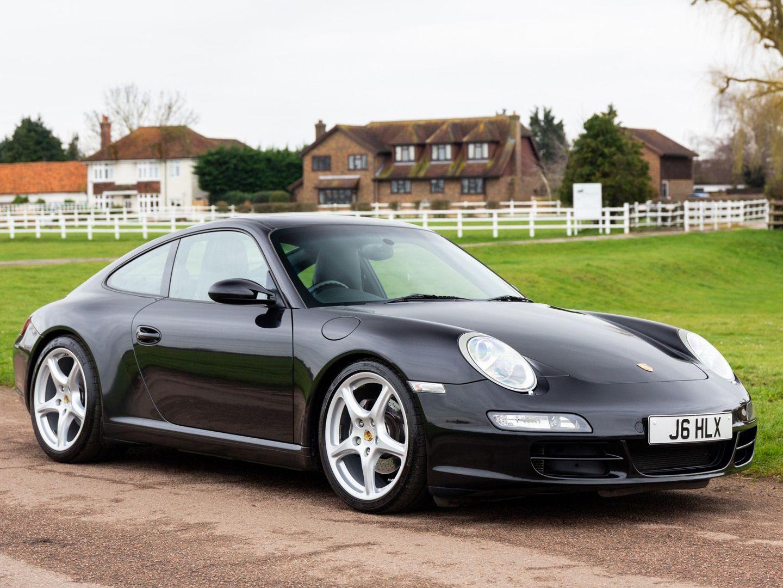2007 Porsche 911 (997.1) Carrera