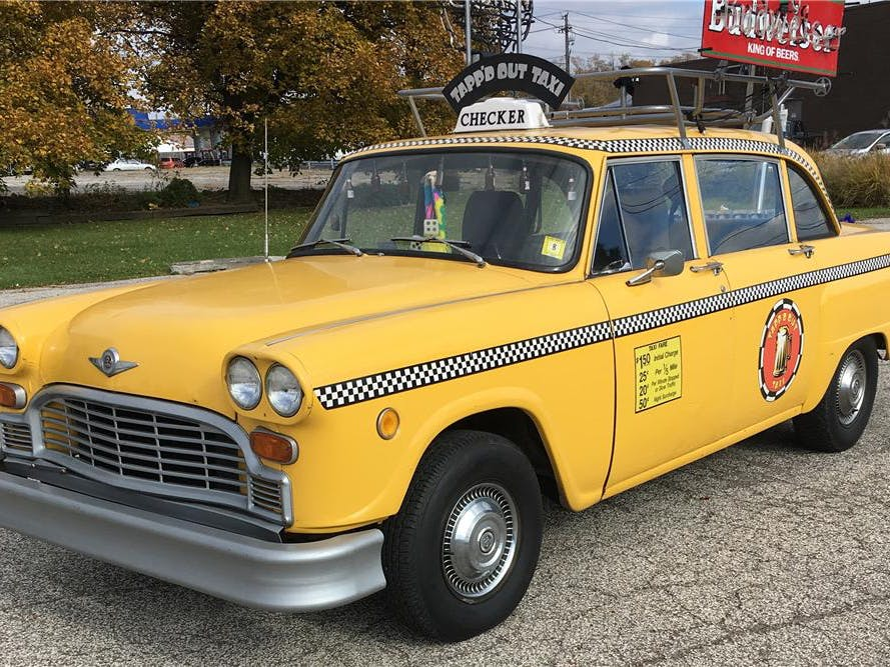 1981 Checker Marathon Cab