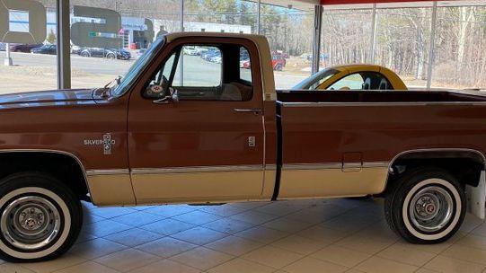 1982 Chevrolet Silverado K1500