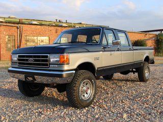 1989 Ford F-350 XLT Lariat 7.3l Diesel 4×4