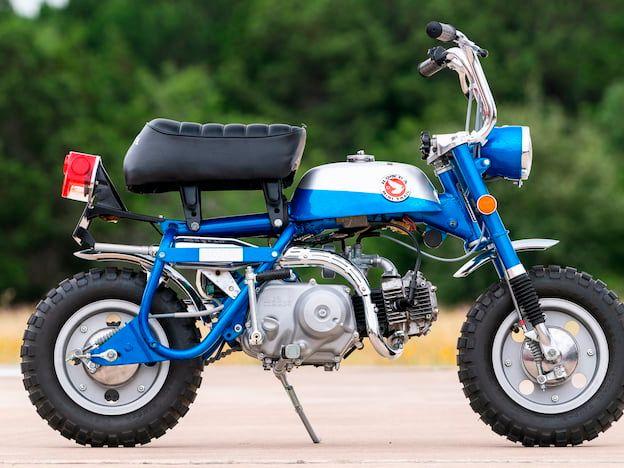 1970 Honda Mini Trail Z50