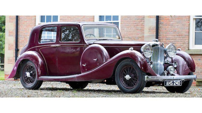 1937 Lagonda LG45 Saloon