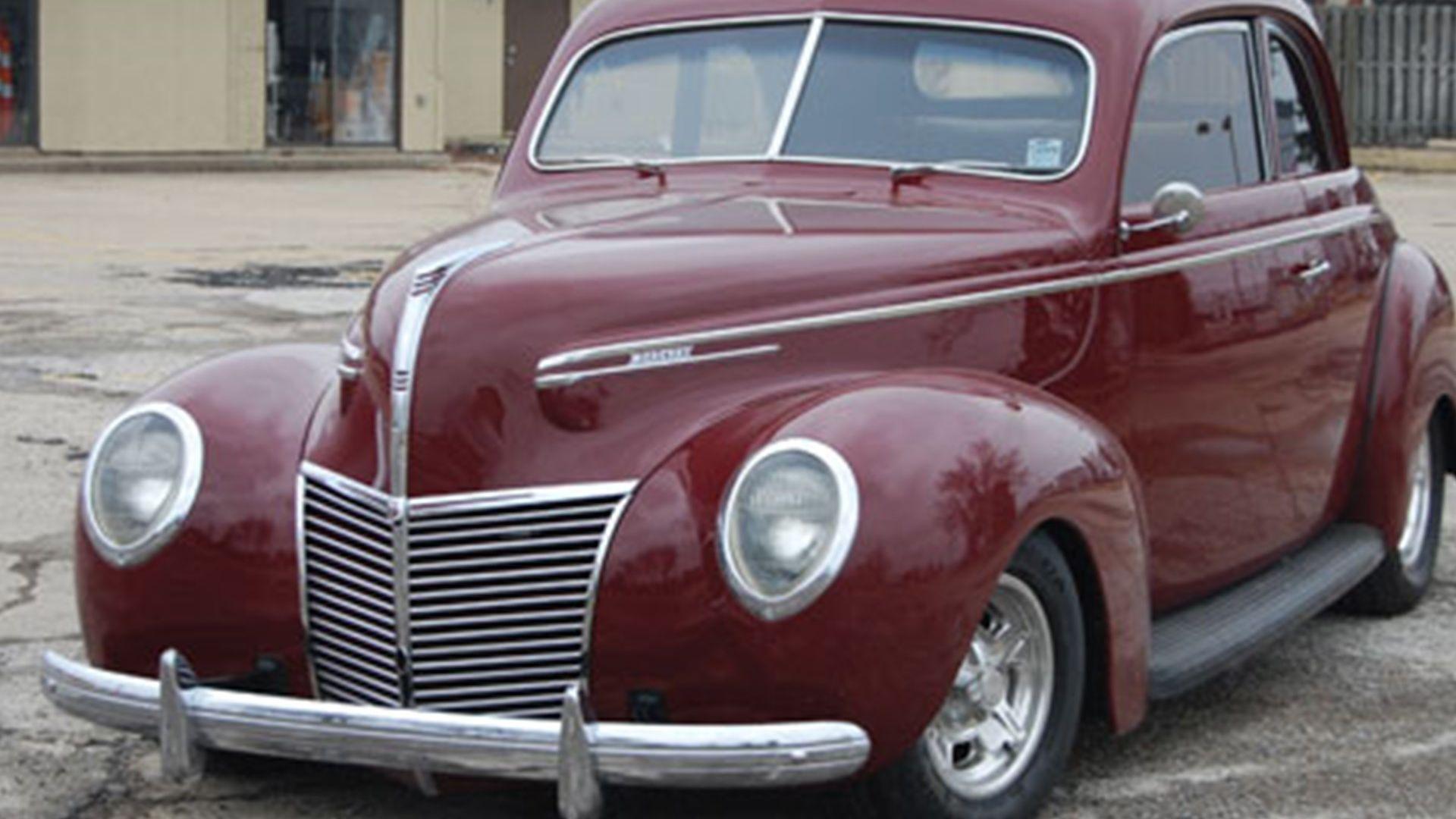 1939 Mercury 8 Custom