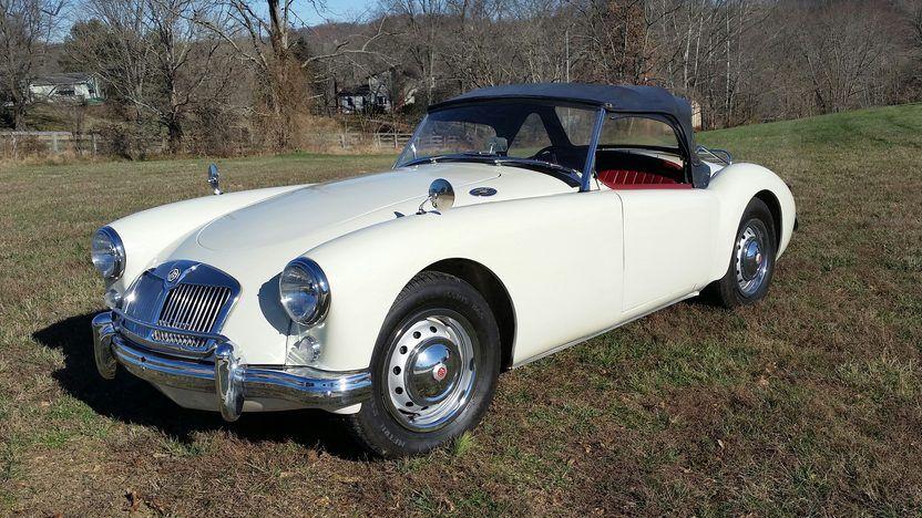 1958 MG A Roadster