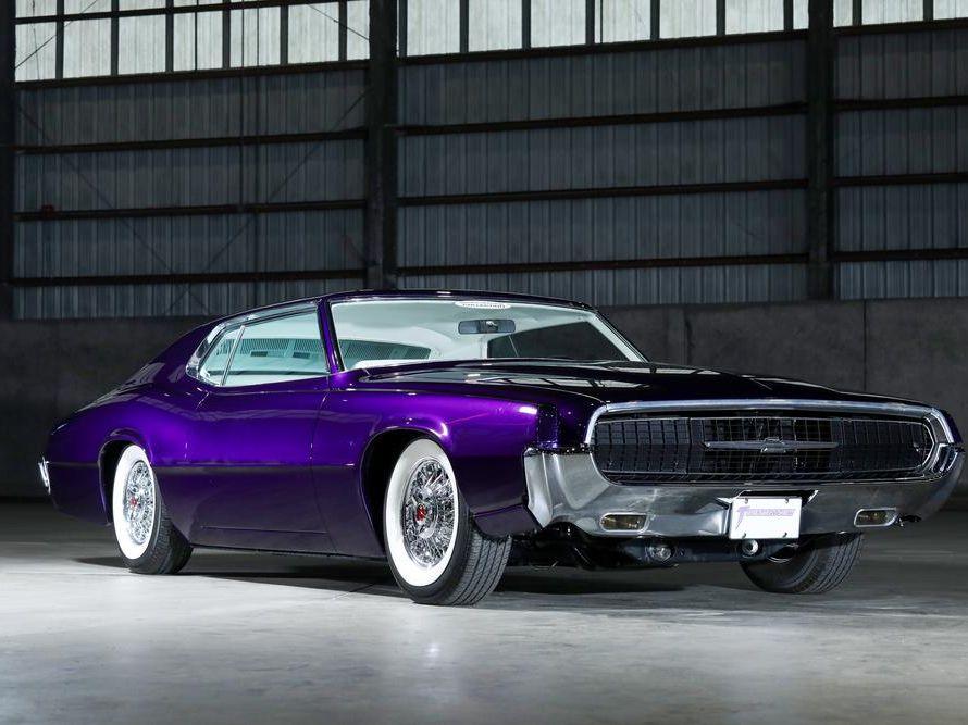 1970 Ford Thunderbird Custom Coupe