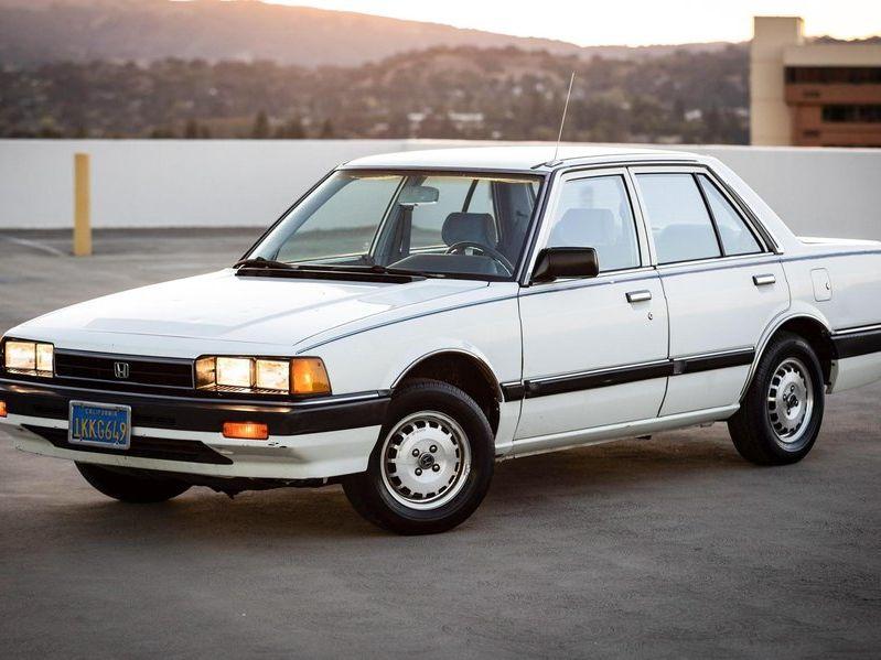 1984 Honda Accord - 2nd Gen Market - CLASSIC.COM