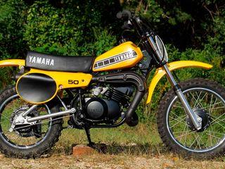 1980 Yamaha YZ50