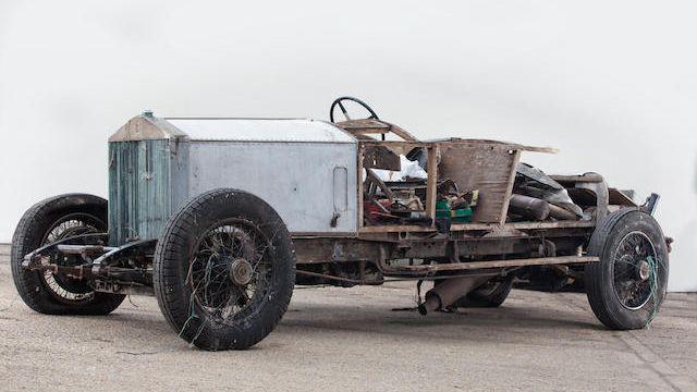 1930 Rolls-Royce 40/50HP Phantom II Rolling Chassis Project