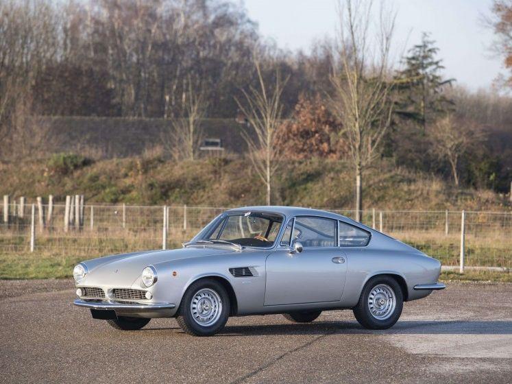 1966 Asa 1100 GT Coupé