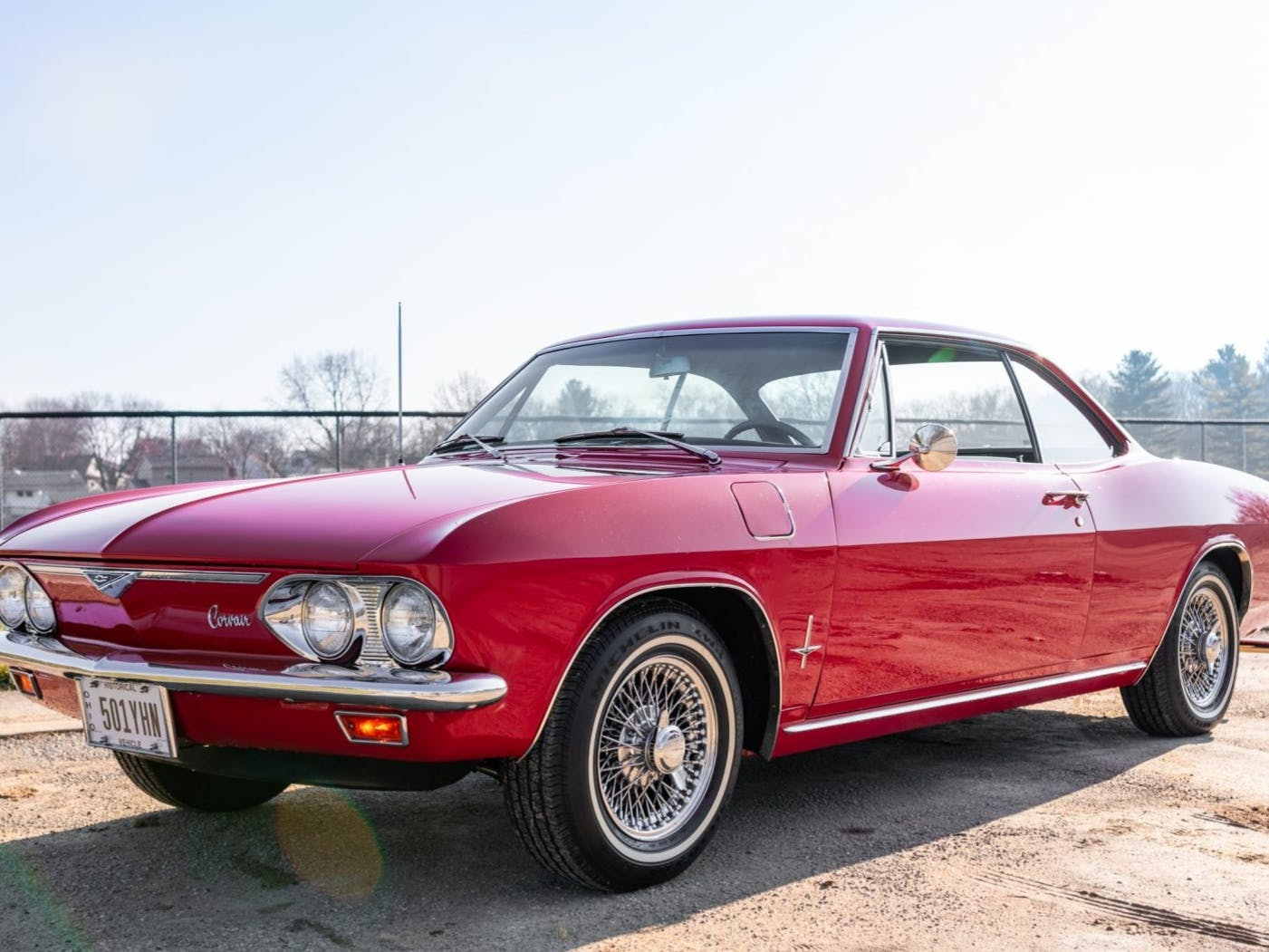 1967 Chevrolet Corvair Monza Coupe