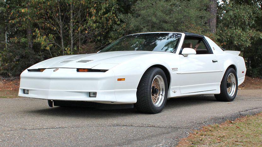 1989 Pontiac Turbo Trans Am 20TH Anniversary