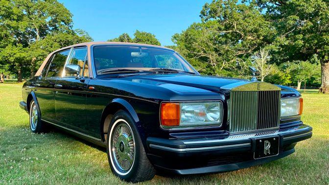 1994 Rolls-Royce Silver Spur III