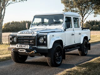 2006 Land Rover Defender 110 Xs Double Cab V8