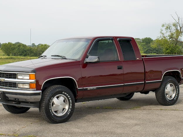 1997 Chevrolet GMT400 Pickup