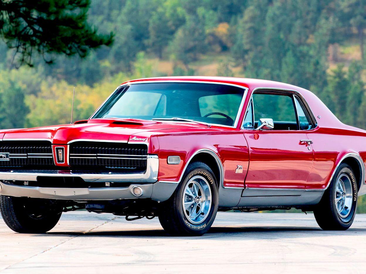 1968 Mercury Cougar XR-7 GT-E