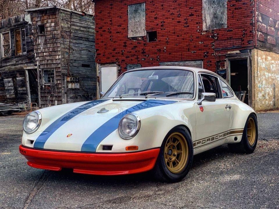 "1972 Porsche 911 ""Str Ii"" ""No Reserve"""