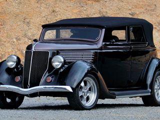 1936 Ford Phaeton Street Rod
