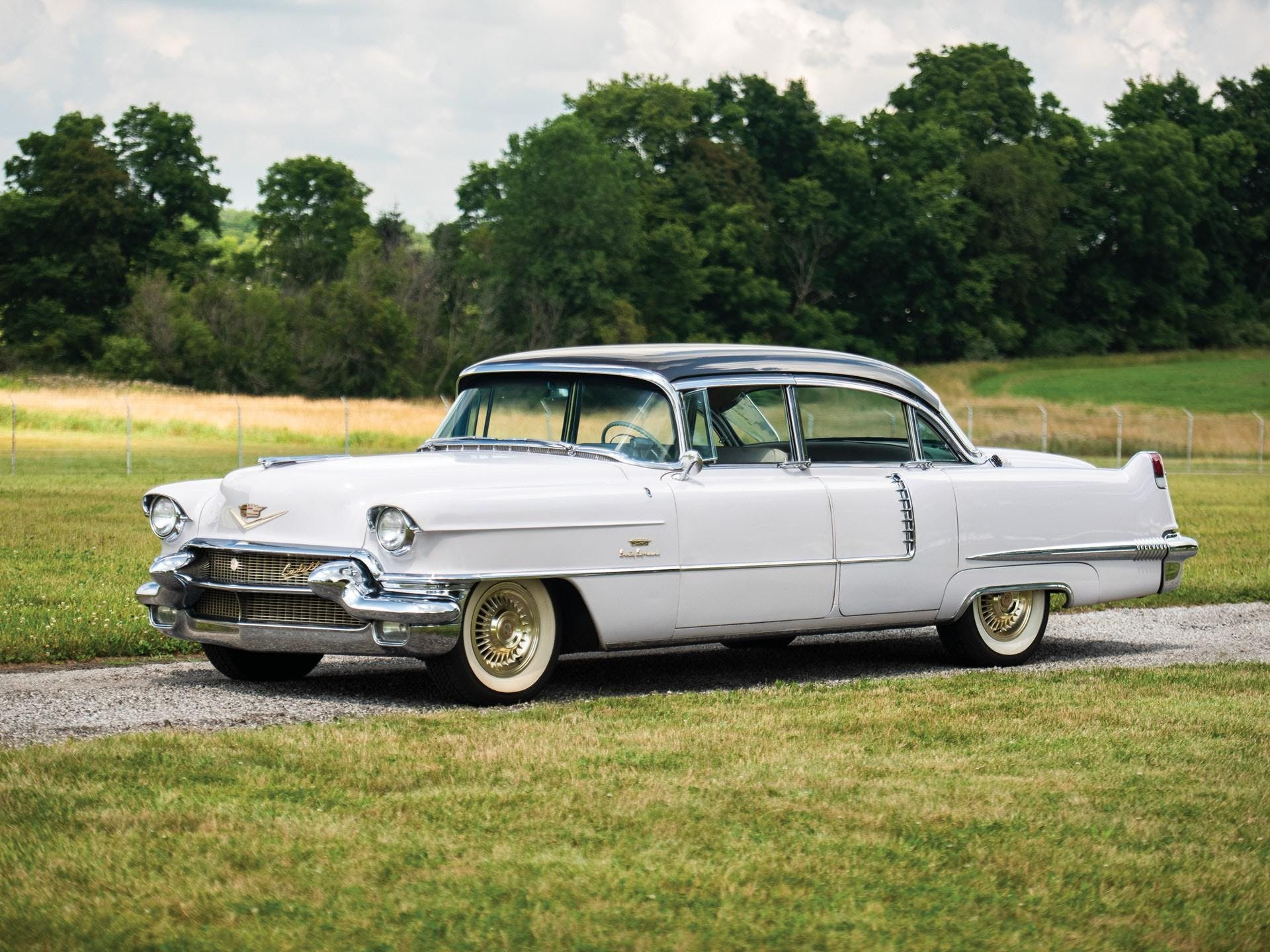 1956 Cadillac Series Sixty Special Fleetwood