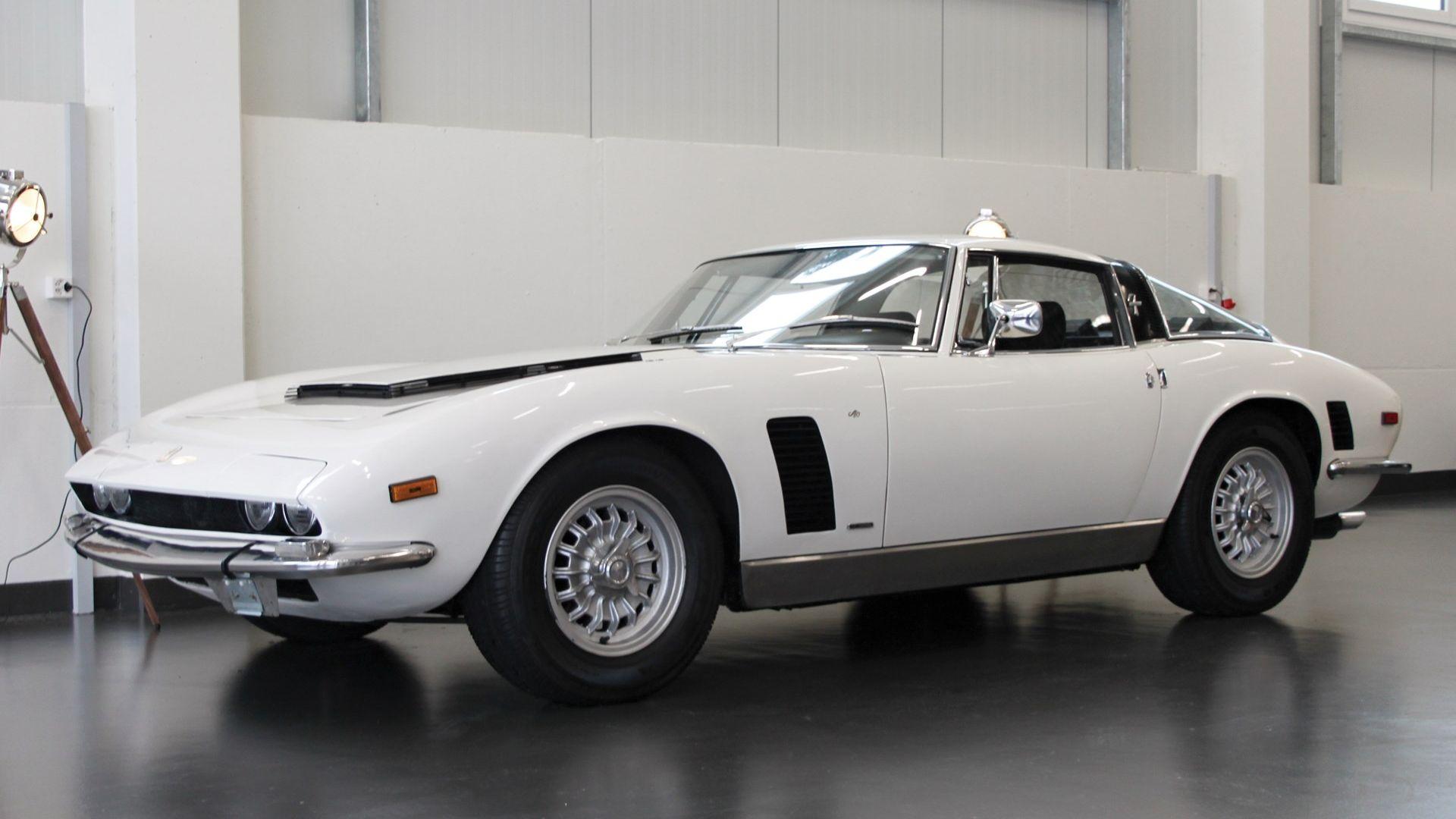 1971 Iso Grifo 7-Litre Series II